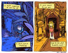 Zelda by Zac Gorman