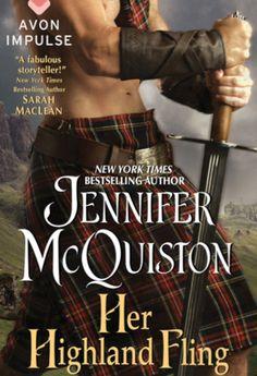 19 best historical romance images on pinterest romance books her highland fling a novella jennifer mcquiston fandeluxe Images