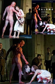"Royal Opera House ""Salome"""