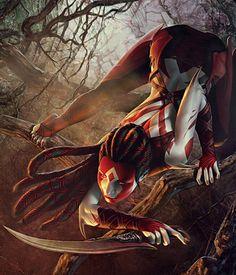 Guul Draz Vampire by Steve Argyle