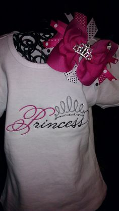 Princess onesie with rhinestones and bow with by 3angelsboutique, $30.00