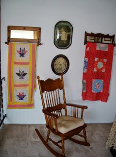 Barb's Family Stories: Great Grandmother Emily's Quilts