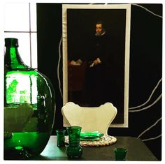 EMERALD ENVY - Mark D. Sikes: Chic People, Glamorous Places, Stylish Things