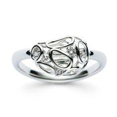 Arcanum ring by Tasaki
