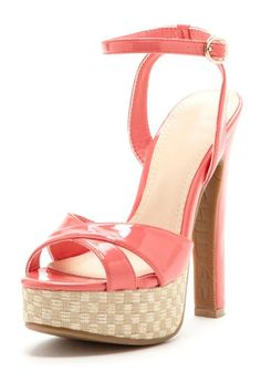 Chinese Laundry Z Turn My Way Platform Sandal by Spring Arrivals on @HauteLook