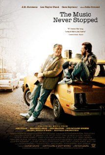 The Music Never Stopped (2011, Drama) - Tale of a father who struggles to bond with his estranged son Gabriel, after Gabriel suffers from a brain tumor that prevents him from forming new memories. With Gabriel unable to shed the beliefs and interests that caused their physical and emotional distance, Henry must learn to embrace his son's choices and try to connect with him through music. Director:  Jim Kohlberg. Stars:  Lou Taylor Pucci, J.K. Simmons and Julia Ormond.