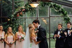 Romantic Rainy Day Wedding | Ryan Brenizer Photography | Brilliant Event Planning | Bridal Musings Wedding Blog