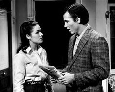 Photo of Karen Gorney (Tara Martin) and Richard Hatch (Phillip Brent) from the daytime drama All My Children. Soap Opera Stars, Soap Stars, Karen Lynn Gorney, Richard Hatch, Dance Instructor, Best Soap, Silver Age, General Hospital, My Children