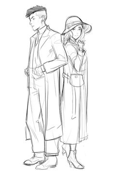 Annie Mei Project — Recent sketches of Xii and Hudson and Annie if...