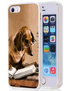Iphone Se, Apple Iphone, Galaxy Phone, Samsung Galaxy, 5s Cases, Dachshund, Books To Read, Amazon, Reading