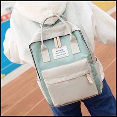 Diy Backpack, Backpack For Teens, Canvas Backpack, Laptop Backpack, Fashion Backpack, Laptop Bags, Cute Backpacks, School Backpacks, Teen Backpacks