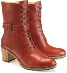 Lace Up Boots / Samantha Pleet for Wolverine