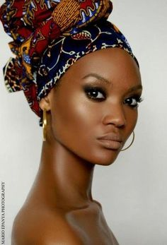 turbante afro mujeres - Google Search