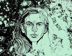 Eddie Vedder Portrait