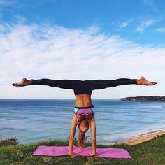 Haz #yoga para que obtengas mayor flexibilidad y fuerza en tus músculos