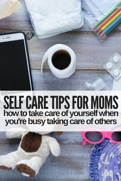 Feeling overwhelmed as a mom, but also feel like you have no time to take care of yourself? These simple self care tips for moms will change how you see self care! [ad] #selfcare #momlife #parentingtips via @morganmanages