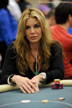 christina lindley - Famous #Poker #Girl