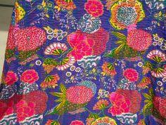 Textile Shop: SPECIAL OFFERCotton Reversible Quilt wedding Kant...