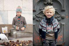 ALALOSHA: VOGUE ENFANTS: United Colors of Benetton Toddler Boys AW'13