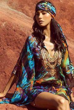 Gypsy Fashion love the dress
