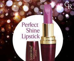 A ve E vitaminleri ile dudakları nemlendiren ve koruyan Perfect Shine Lipstick Temmuz indiriminde! Kaçırmayın… http://www.goldenrosestore.com.tr/perfect-shine-lipstick.htm%C5%9F