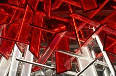 The Coca-Cola Beatbox Pavilion by Asif Khan & Pernilla Ohrstedt