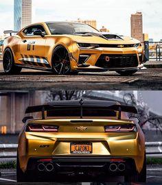 Ford Mustang Bullitt, Ford Mustang Shelby Cobra, Mustang Cars, Cool Sports Cars, Sport Cars, Cool Cars, Camaro Car, Chevrolet Camaro, Custom Muscle Cars