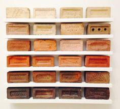 Brick colours
