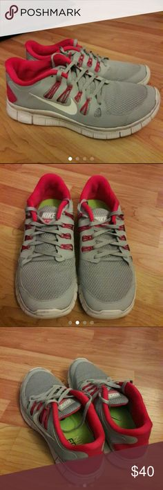 Nike free 5.0 In good clean conditions   Checkout my listings for more awesome stuff !!!??? Nike Shoes Athletic Shoes