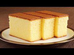 Today we will make Sponge Cake recipe.How to Make Sponge Cake step by step recipe. Watch my Sponge Cake recipe video. Vanilla Butter Cake Recipe, Eggless Vanilla Sponge Cake, Vanilla Recipes, Butter Cakes, Best Butter Cake Recipe Ever, Eggless Baking, Easy Sponge Cake Recipe, Sponge Cake Recipes, Passover Sponge Cake Recipe