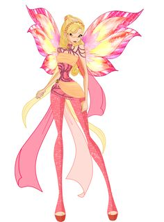 World of Winx: Diaspro Dreamix by Gerganafen.deviantart.com on @DeviantArt
