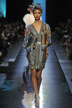 Jean Paul Gaultier Couture Spring 2014 - Slideshow