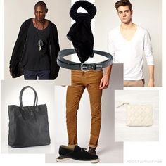 Casual Weekend | Men's Outfit | ASOS Fashion Finder