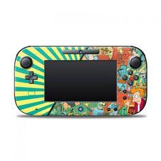 Bender - Futurama Nintendo Wii U Controller Skin