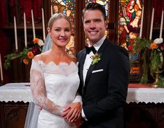 "It is the daytime wedding event of the year when Nick Newman (Joshua Morrow) and Sharon Newman  (Sharon Case) are once again headed down the aisle to take their wedding vows in The Young and the Restless storyline entitled ""An Event to Remember,"" beginning today.Related: See 45 Years of Weddings in The Young and the Restless [...]"