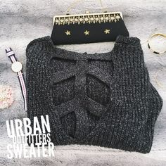 Urban Outfitters Sweater Love this soft & cozy urban outfitters sweater! It's in amazing condition, I've only worn it a couple times. Looks so cute on! So cute. Urban Outfitters Sweaters
