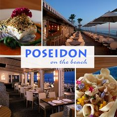 The Poseidon Restaurant in Del Mar | 101 Things To Do San Diego