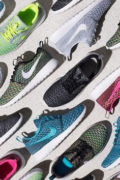 Nike Roshe Flyknit.