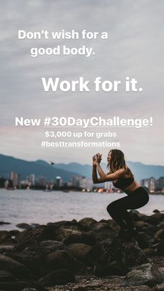 Want a chance at $3,000??? JOIN THE CHALLENGE!  30 Day challenge starts November 16th! CamilaNow.com