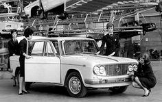 Lancia Fulvia 1963