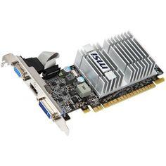 MSI NIVDIA GeForce 8400 GS 512MB GDDR3 VGA/DVI/HDMI Low Profile PCI-Express Video Card N8400GS-MD512H/TC by MSI Computer Corp.. $43.03. MSI NIVDIA GeForce 8400 GS 512MB GDDR3 VGA/DVI/HDMI Low Profile PCI-Express Video Card