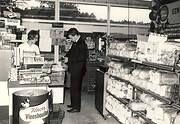 Supermarkt op de Campus