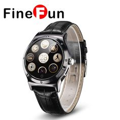 63.46$  Watch more here  - FineFun R11S Smartwatch Heart Rate Monitor Remote Capture Pedometer Sedentary Reminder Compass Call/SMS Reminder for Android iOS