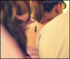 Want it on/near my ankle. Pineapple Tattoo, First Tattoo, Tattoo Inspiration, Tatting, Piercings, Ink, Tattoo Ideas, Peircings, Piercing