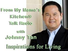 Johnny Tan's My Mama's Kitchen TalkRadio Online Interview: Hysterical Love with Lorraine Devon Wilke; 8am PST 4.14.15. Listen now or podcast later!