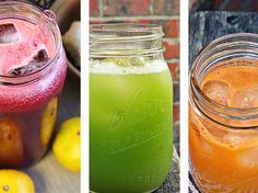 Healthy Homemade Juice Recipes