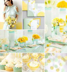 #mint green wedding #menta zöld esküvő 2