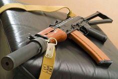 Silenced AK