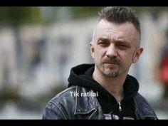 ▶ Andrius Mamontovas - Ratilai (su žodžiais) - YouTube Journey Music, Youtube, Youtubers, Youtube Movies