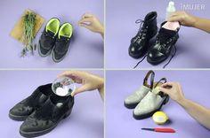Cómo eliminar el mal olor de los zapatos en 4 pasos - Hogar Total